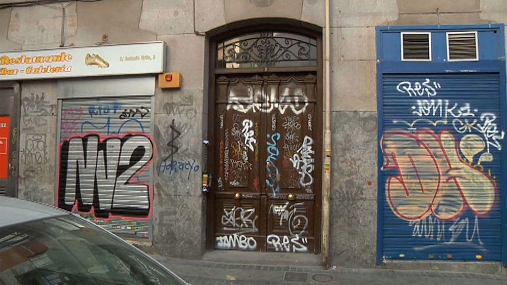 Así es la casa maldita de la calle Antonio Grilo
