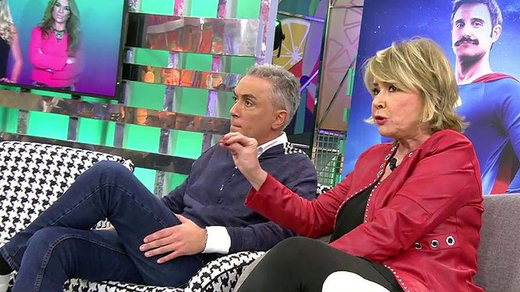 """La pulla de Mila Ximénez contra Matamoros: """"Prometo portarme fenomenal con quien venga si a cambio lo ponen a él en su casa"""""""