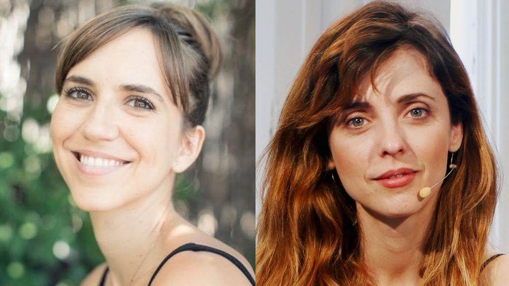 La actriz Aina Clotet afirma que fue sustituida en la serie de Leticia Dolera por estar embarazada