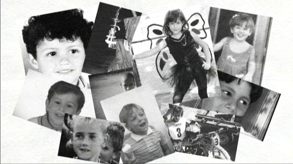 ¿Reconoces a estos pequeños deportistas? Ellos también fueron niños