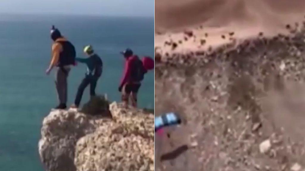 Muere un turista alemán al no abrirse su paracaídas mientras hacía salto base