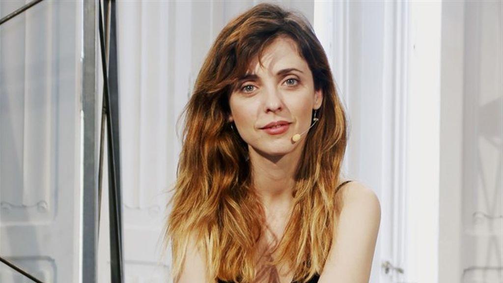 Leticia Dolera, directora, creadora y protagonista de 'Déjate llevar'.