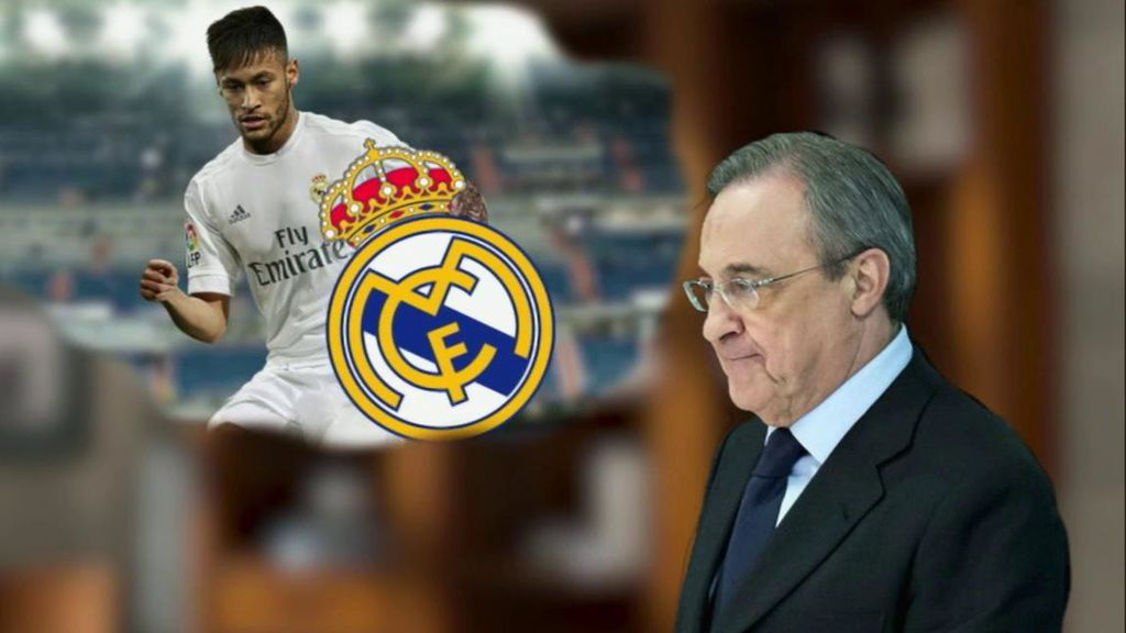 Neymar y Florentino