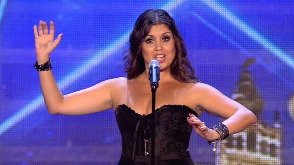Antes de la semifinal de 'La Voz México', Cristina Ramos ganó 'Got Talent' en Telecinco