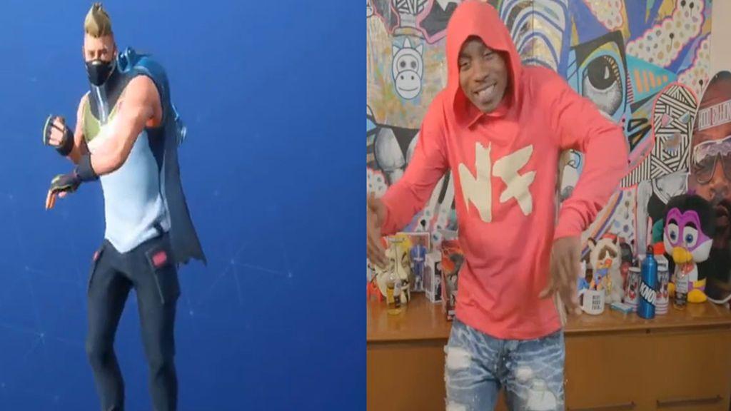 Un rapero acusa a 'Fortnite' de plagiar su baile más famoso