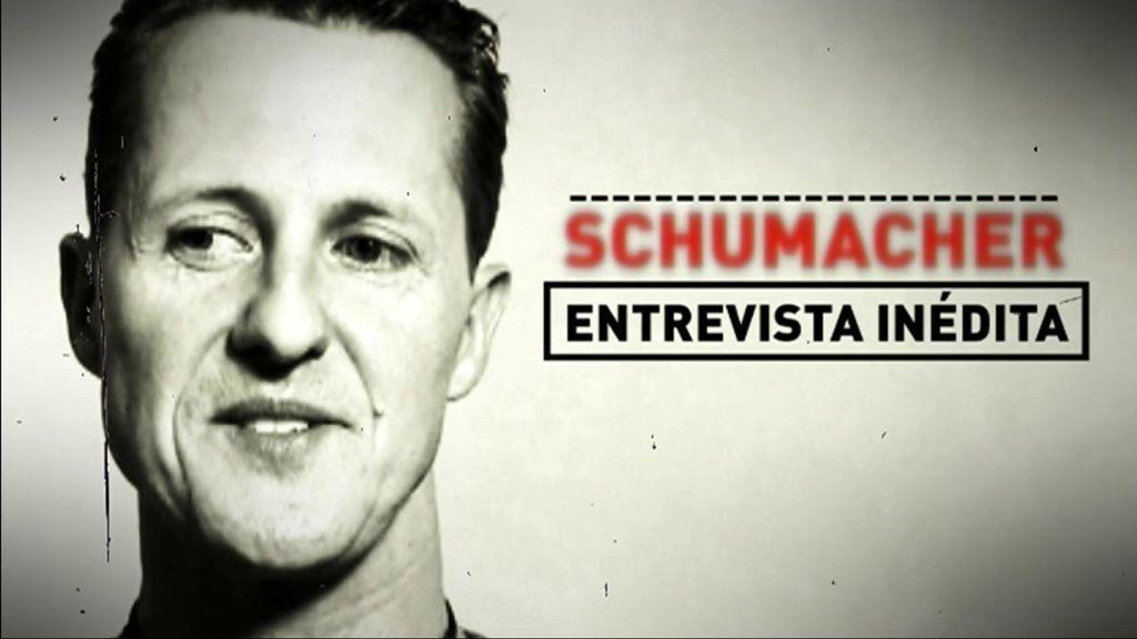 Sale a la luz la última entrevista de Schumacher antes de su  accidente