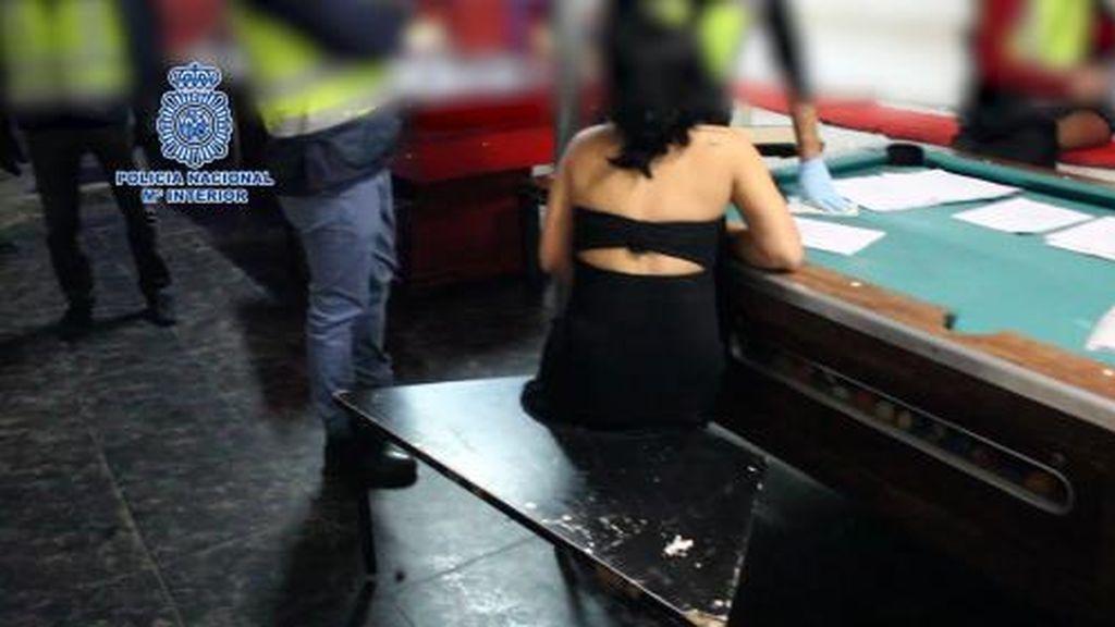 Desarticulada red prostitución Almería