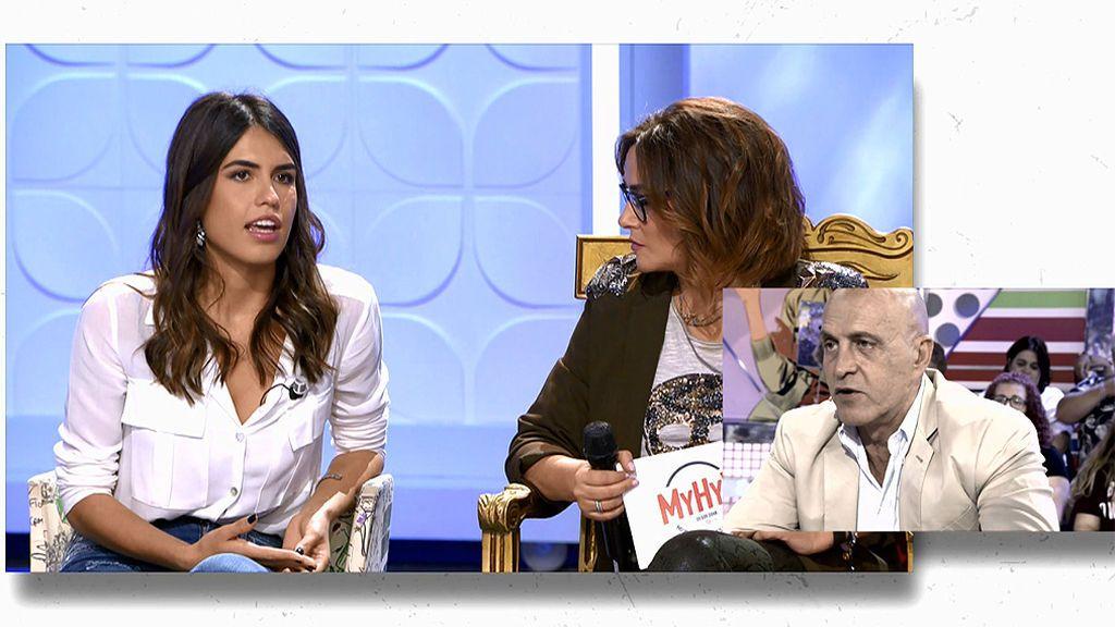 """Sofía confirma su ruptura con Albalá en 'MyH': """"Kiko Matamoros no ha tenido nada que ver"""""""
