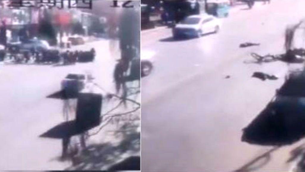 Atropello masivo en China:  Cinco niños muertos 18 heridos