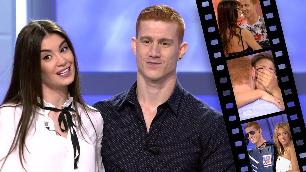 El hermano de Noelia Freire ya buscó el amor en 'MYHYV'
