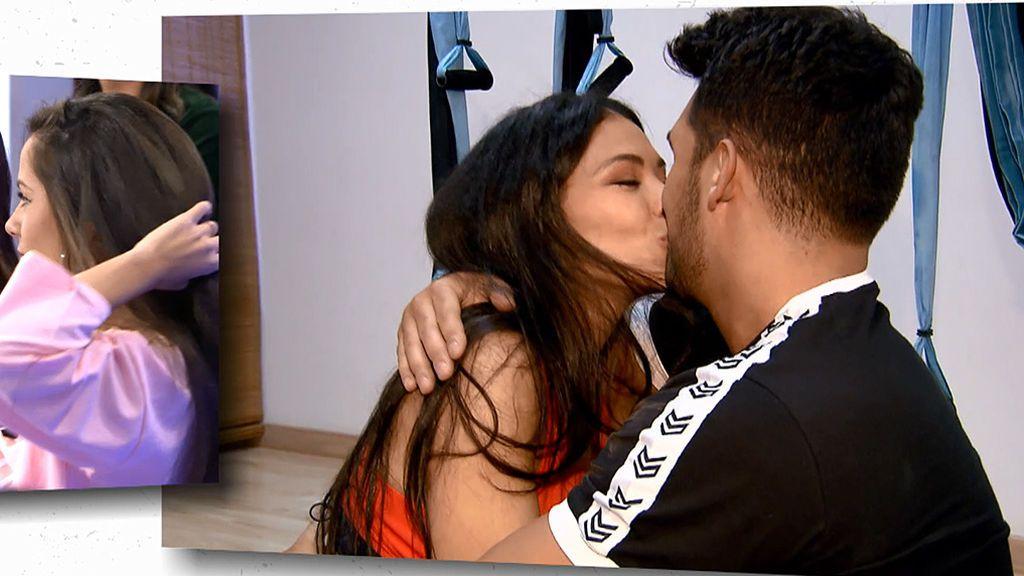 Cita Santana y Amal: el tronista ha dado su primer 'piquito'