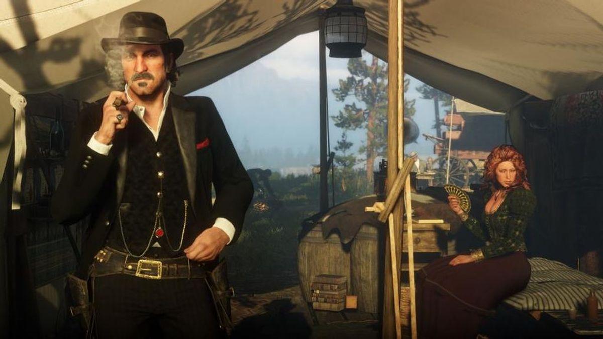 Se disparan las búsquedas de porno de vaqueros tras el éxito del videojuego Red Dead Redemption 2
