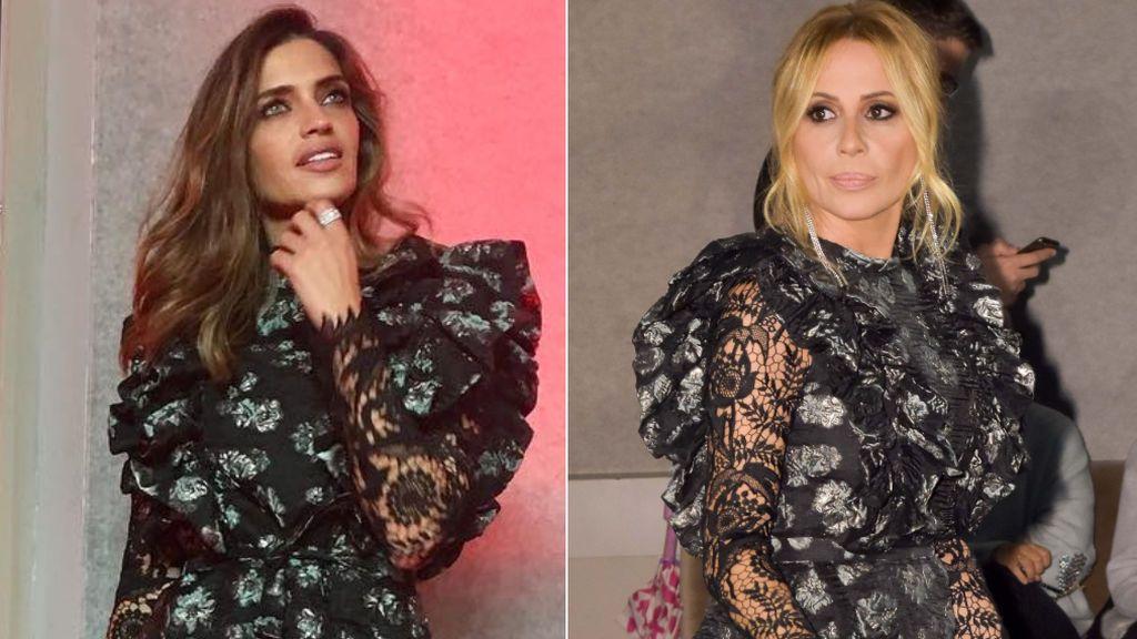 El vestido de Marta Sánchez y Sara Carbonero también arrasa en redes: quien crees que lo lleva mejor
