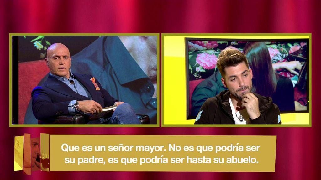 """El padre de Albalá, sobre Matamoros: """"Este señor, para hablar de mi hijo, se tiene que lavar la boca"""""""