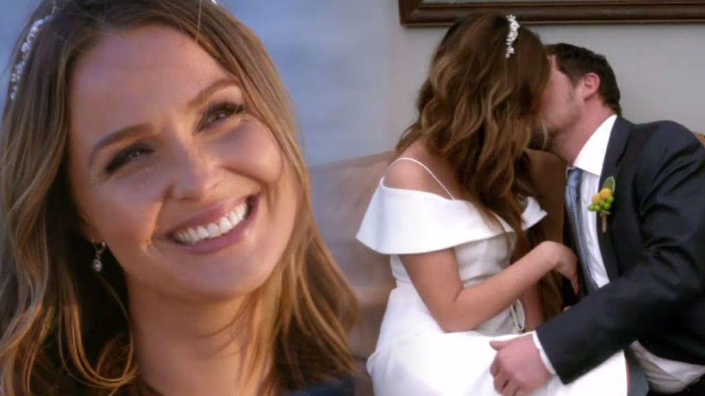 Una boda y un adiós definitivo en el final de temporada de 'Anatomía de Grey': el miércoles, en Divinity