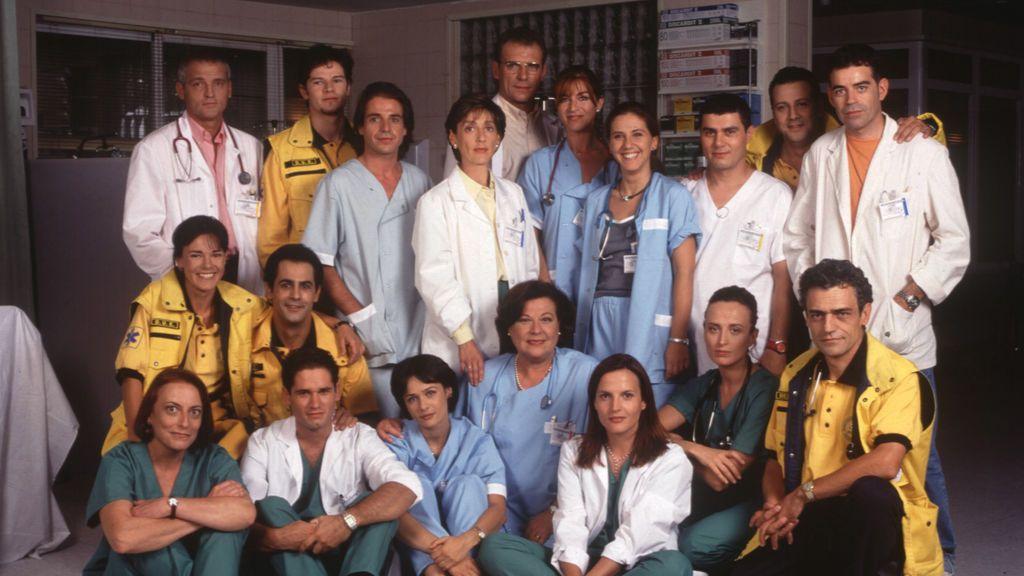 Hospital Central T1 grupo