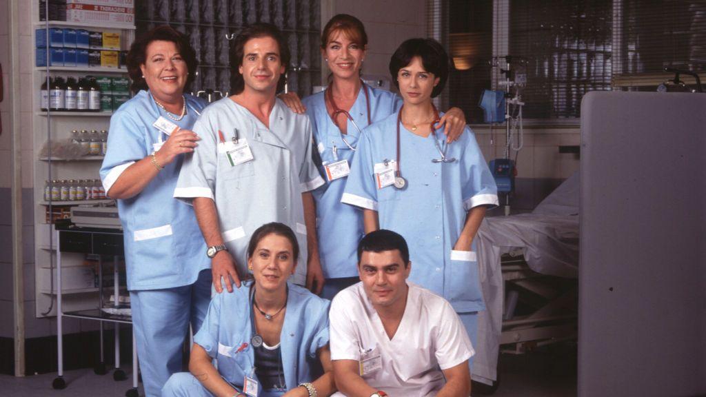 Hospital Central T1 Enfermeros