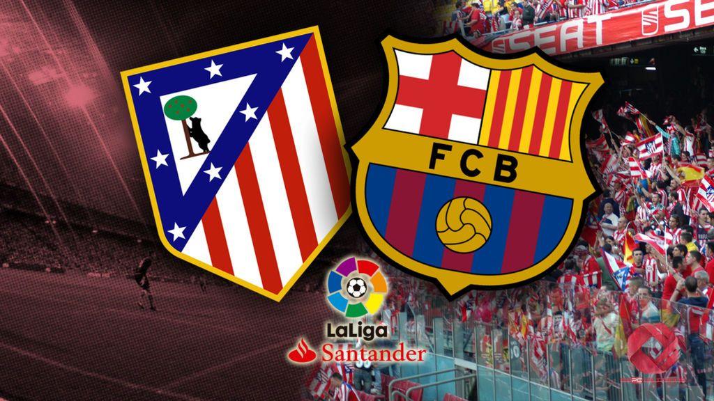 ¡Juega y gana con la nueva Super Cuatro con el Atlético-FC Barcelona!