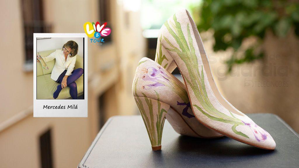zapatos Mercedes Milá