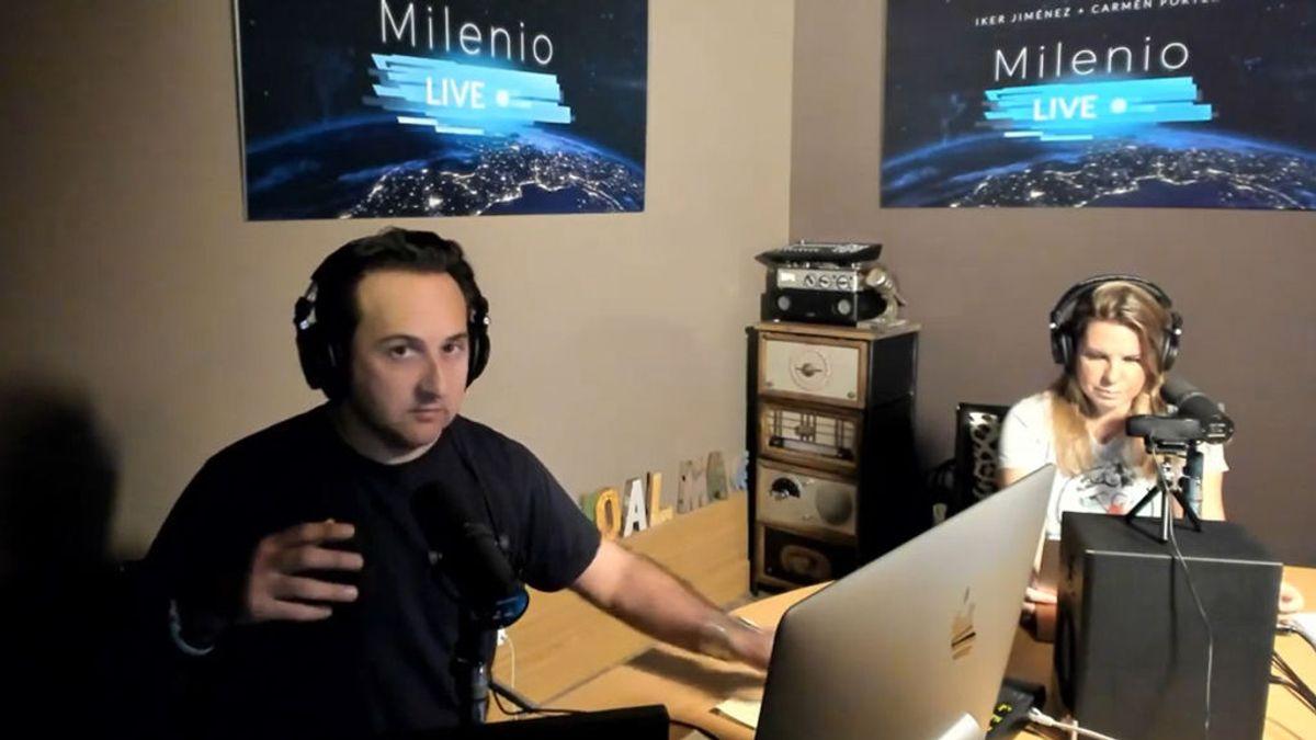 Milenio Live (24/11/2018) - Una tumba en la montaña