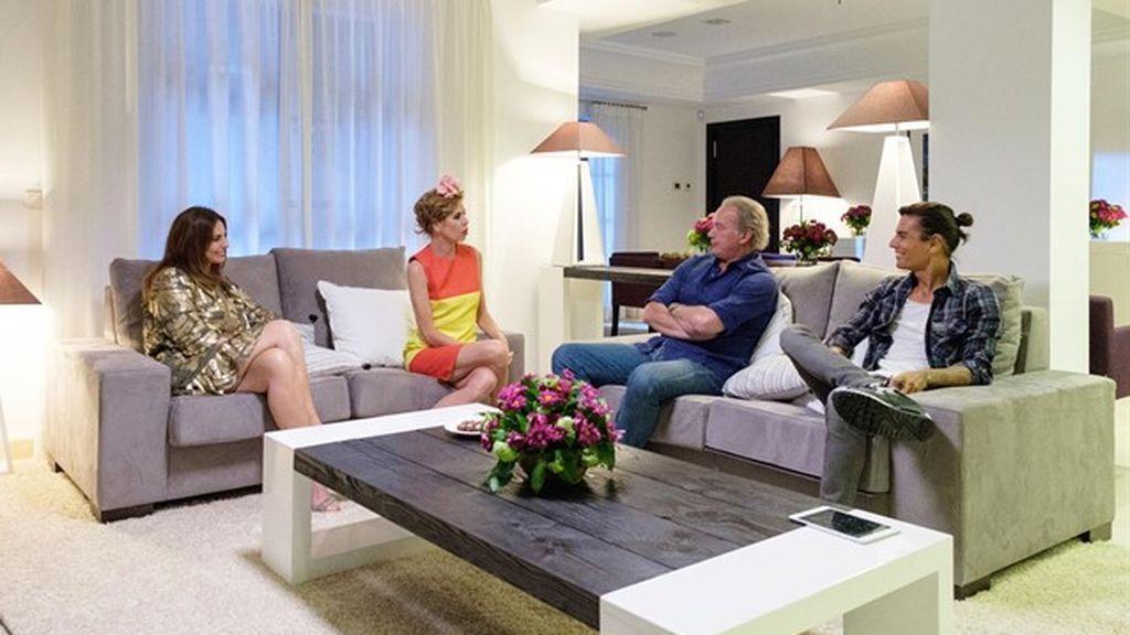 Pocholo, Terelu, Joaquín... ¿Qué invitado de 'Mi casa es la vuestra' serías? ¡Compruébalo!