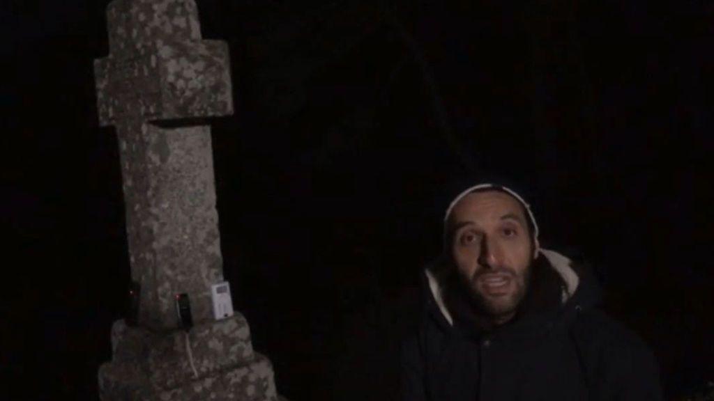 Una caída, pasos y una ghost cam: El impactante testimonio que ...