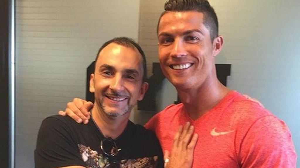 """El recado del peluquero de Cristiano al Real Madrid: """"Al final tiene que salir Florentino a marcar los goles"""""""