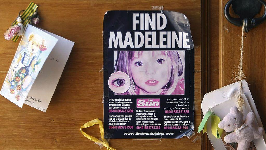 Scotland Yard reexamina una antigua teoría sobre la desaparición de Madeleine McCann