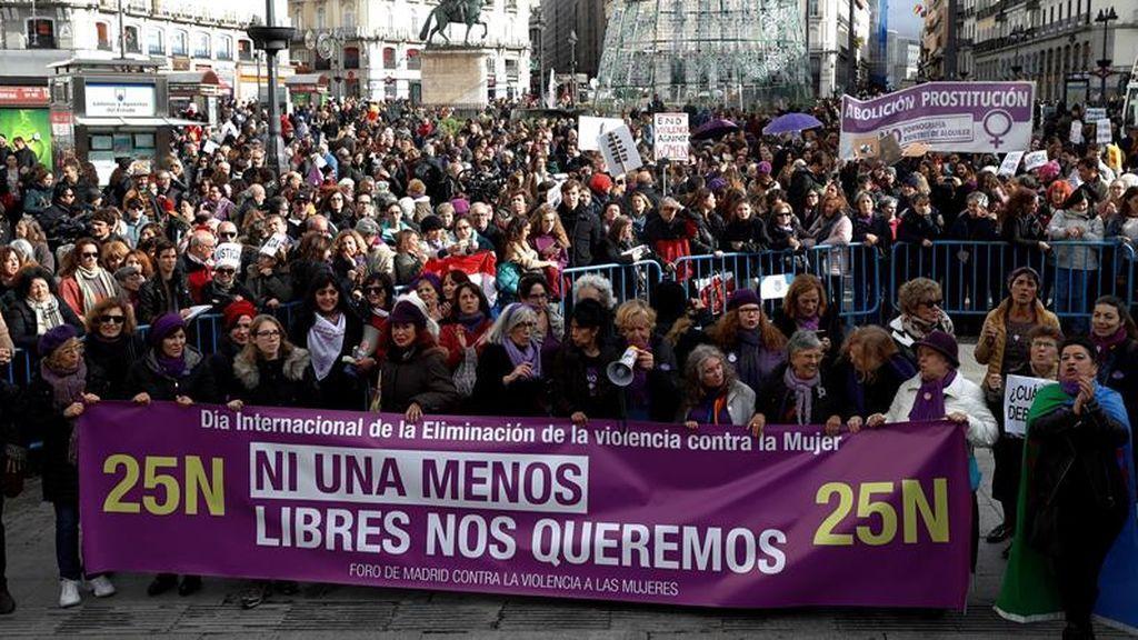 El Pacto de Estado contra la Violencia de Género: no se han aplicado ni el 80% de las medidas