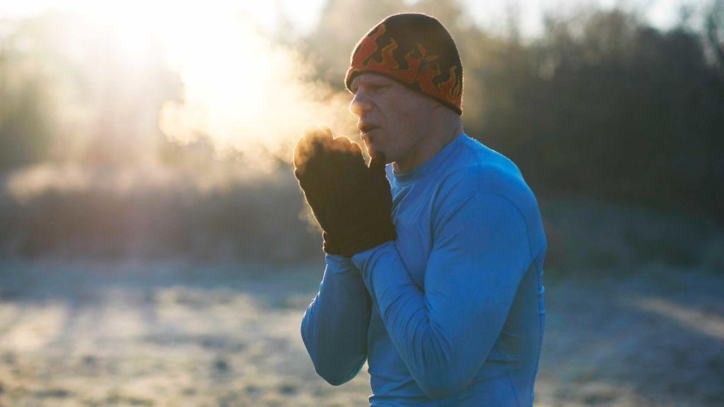 Abrígate: el viento frío va a hacer que descienda tu sensación térmica