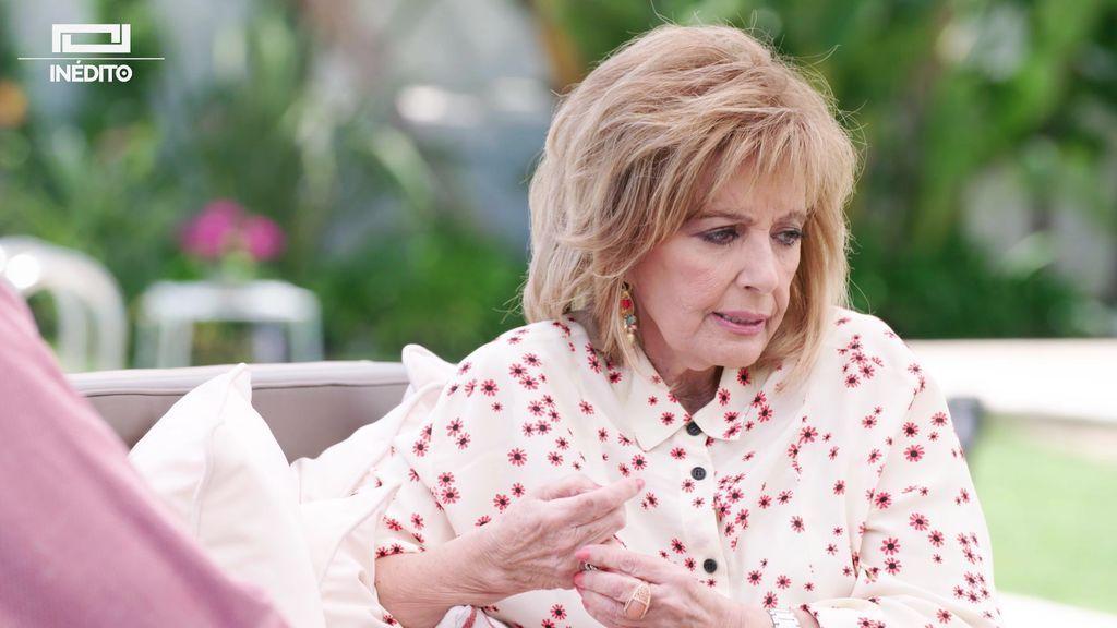 """María Teresa Campos: """"Me gustaría recuperar el tiempo tan feliz…"""""""