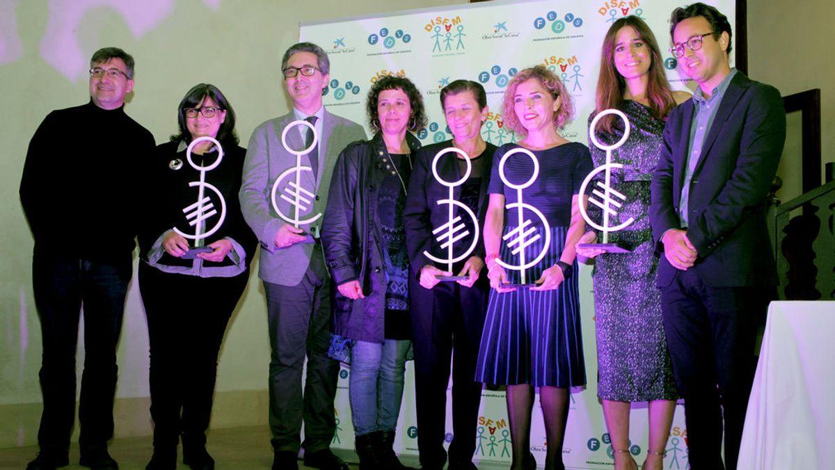 Mediaset España, premio DISFAM en el IX Congreso Nacional de Dislexia por nuestra campaña #UNIDOSPORLADISLEXIA