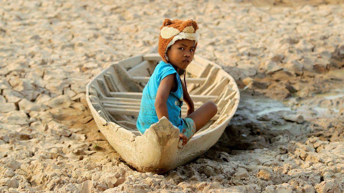 Los niños, los grandes olvidados del cambio climático