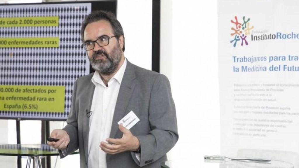 Lluis Montoliu: no podemos aplicar técnicas más peligrosas que la enfermedad que queremos curar