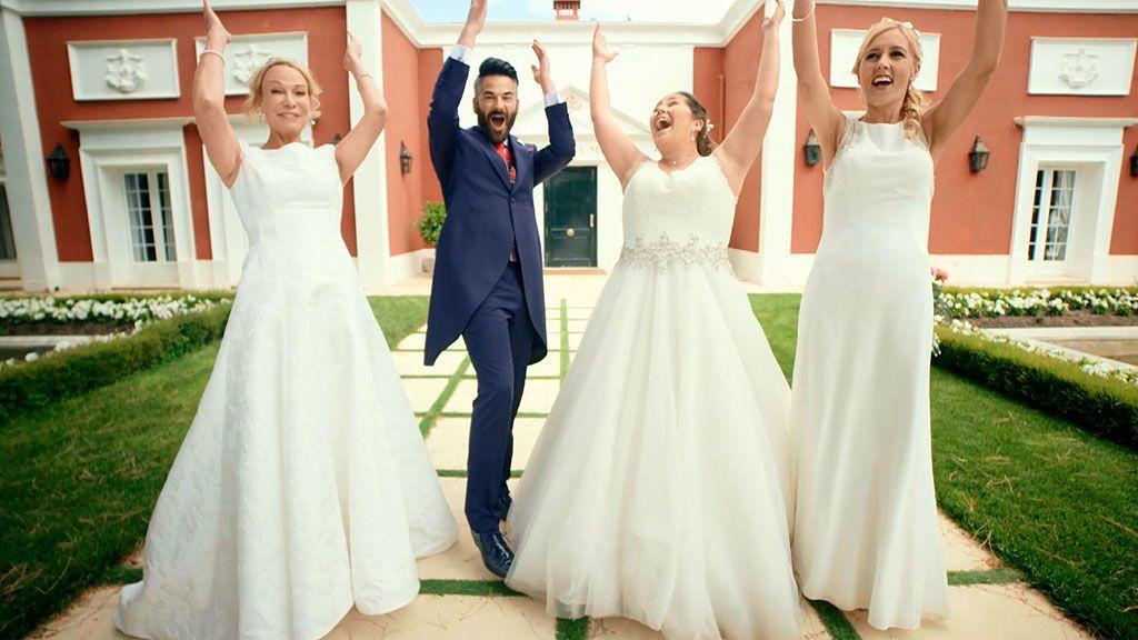 Una boda gay religiosa sin cura, una boda internacional, una boda rockera y unas segundas nupcias… ¿Quién habrá ganado la luna de miel?