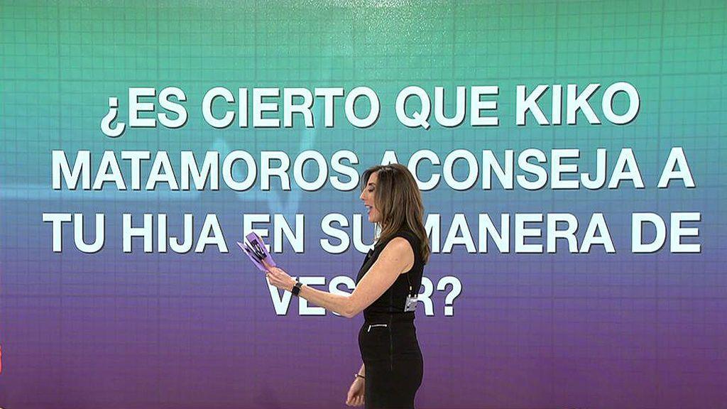 "Sofía Suescun reconoció a su madre que ""le pone"" Kiko Matamoros, según el 'PoliDeluxe'"