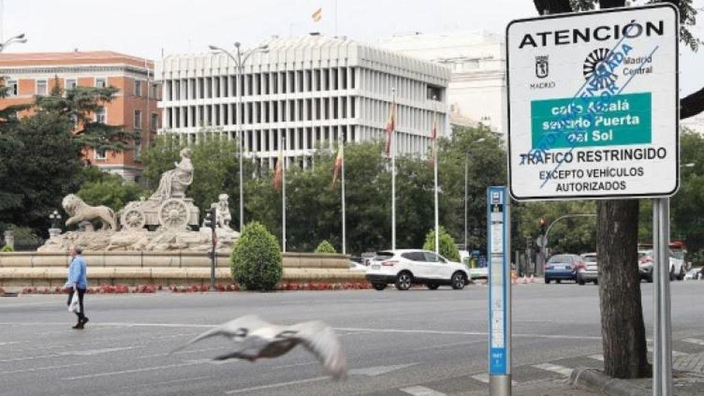 ¿Sabes qué es y cómo funciona Madrid Central?