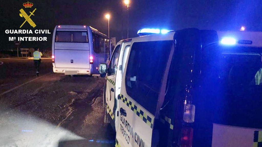 Denunciado dos veces en 17 días el conductor de un autobús por hacer consumido drogas