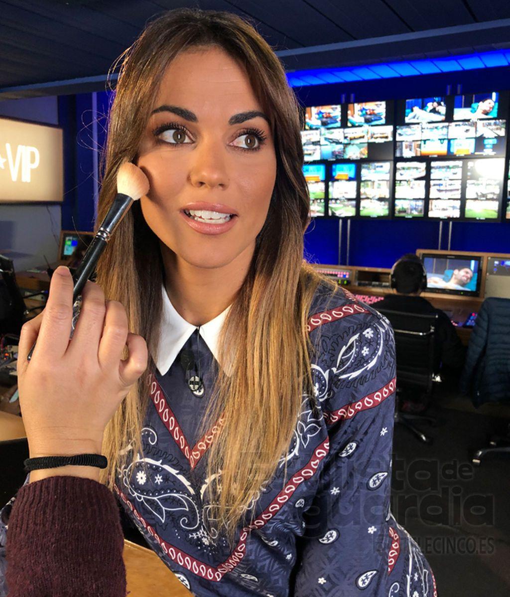 Lara Álvarez en GHVIP6
