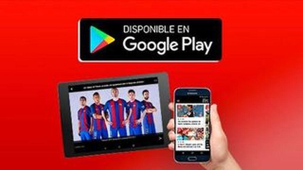 Imagen App deportes
