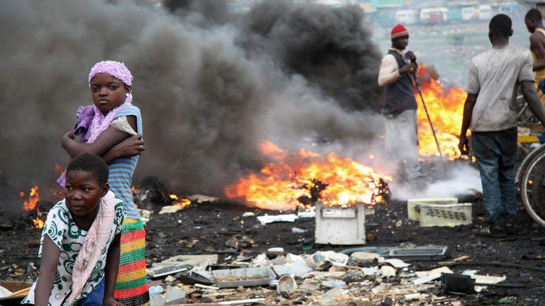 Los residuos electrónicos: un problema del Siglo XXI que llega al medio ambiente