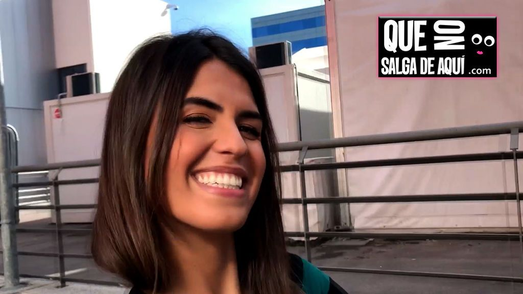 Sofía Suescun, recién aterrizada en Mediaset, nos avanza su aventura americana (con percance incluido)