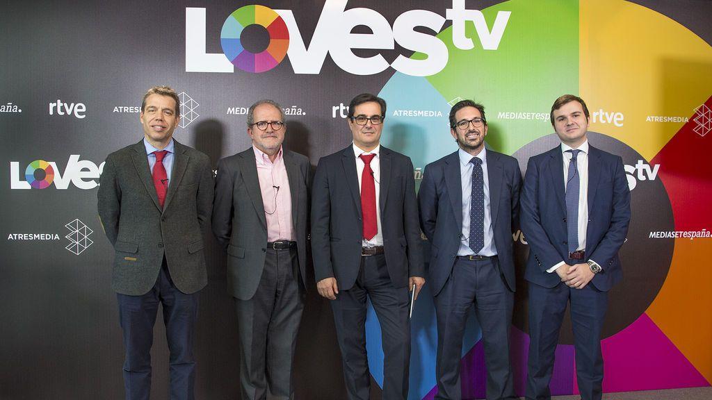 LOVEStv: los mejores contenidos de la televisión, cuándo y cómo quieras