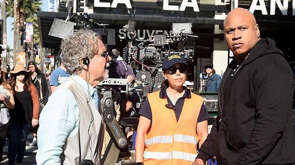 'NCIS: Los Ángeles', tras las cámaras