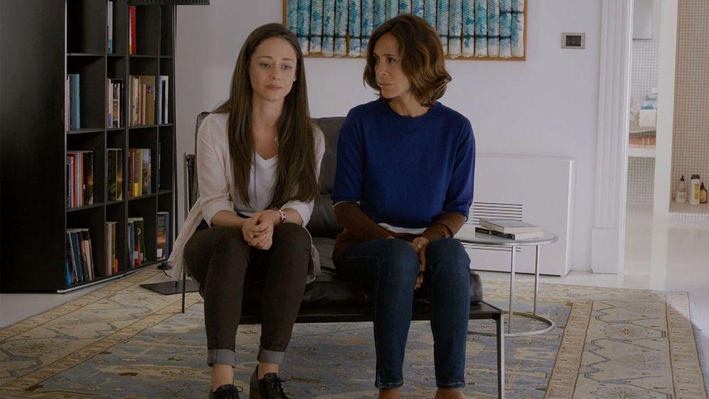 """Lidia, a Paula: """"Te prometí que iba a cuidar de ti y voy a cumplir mi promesa"""""""