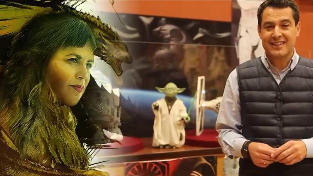Juego de Tronos y Star Wars: a los políticos andaluces se les han ido de las manos las referencias pop