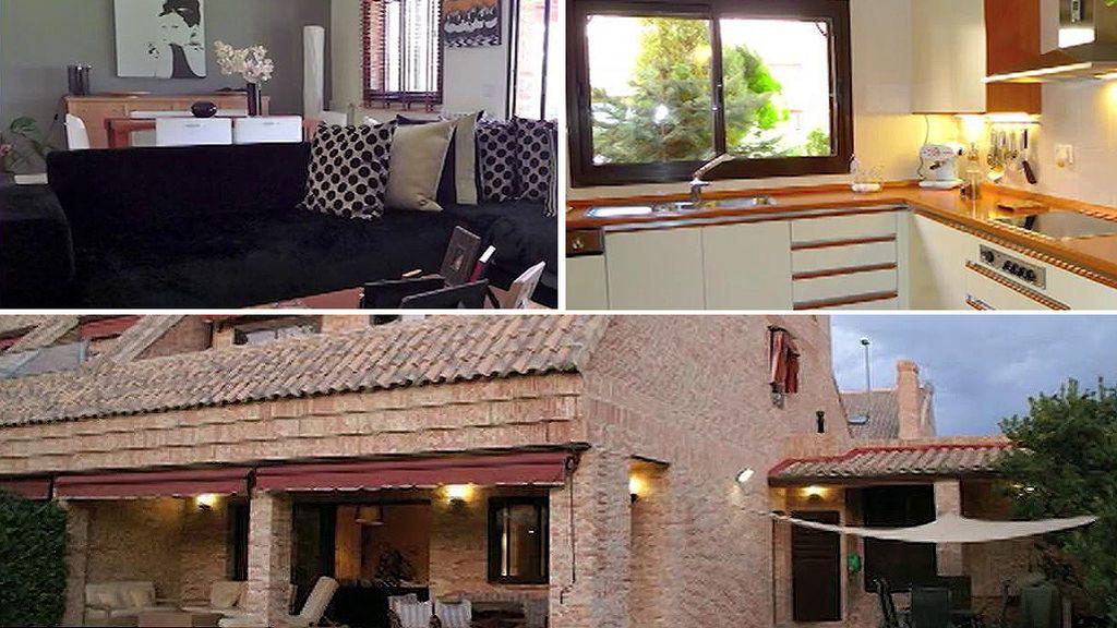 Así es la casa de Toño Sanchís que se subastará para pagar su deuda con Belén Esteban