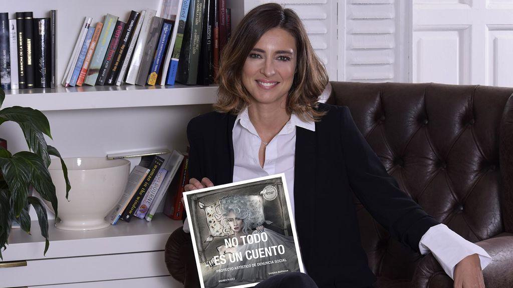 Sandra Barneda convierte en cuentos los 7 pecados capitales…y despierta conciencias