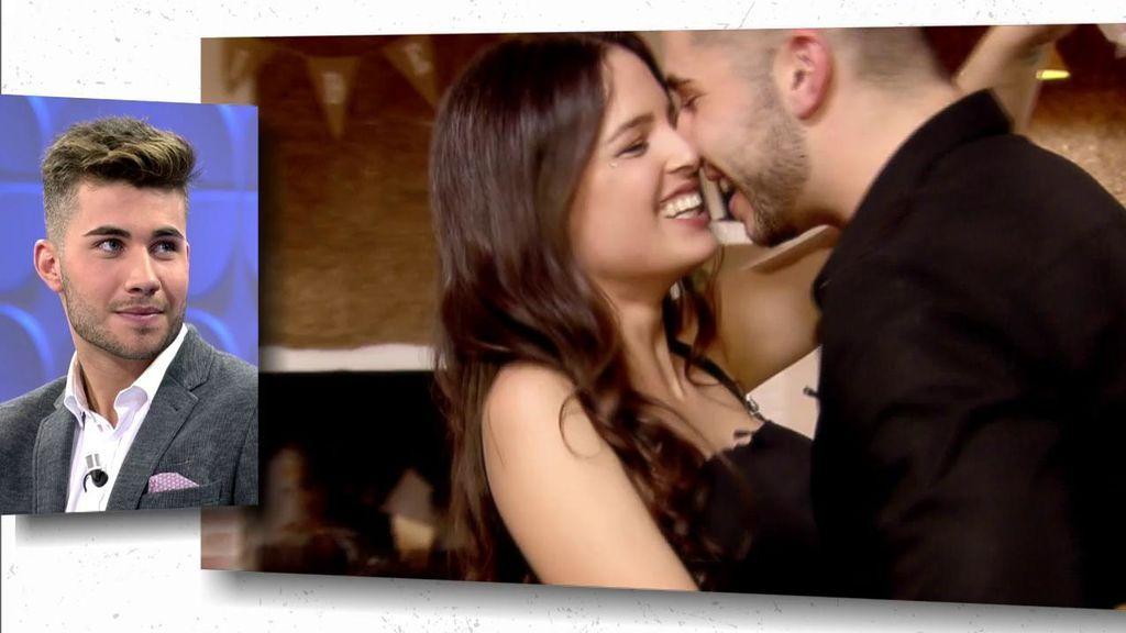 Una auténtica  montaña rusa: así ha sido la romántica historia entre Maira y Marco