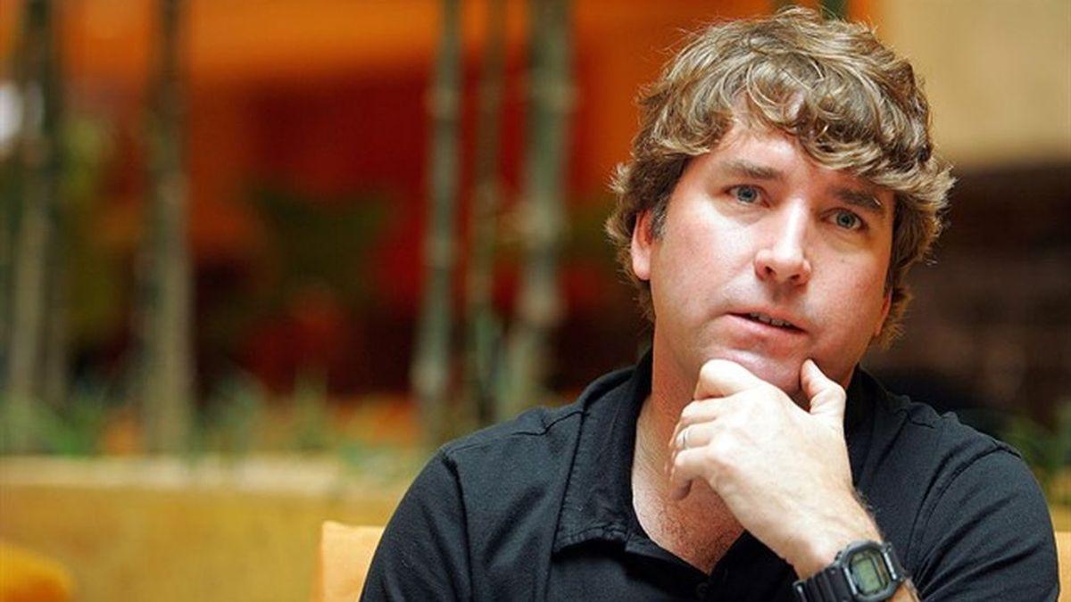 Stephen Hillenburg, creador de la serie de dibujos animados 'Bob Esponja'.